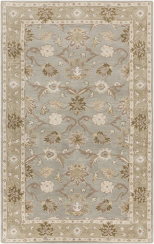 Custom Surya Caesar CAE-1126 Flint Gray Area Rug
