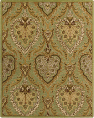 Surya Carrington CAR-1004 Moss Area Rug