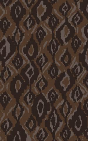 Surya Calaveras CAV-4020 Chocolate Area Rug