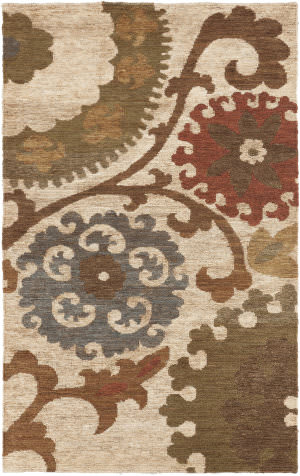 Surya Columbia CBA-106 Parchment Area Rug