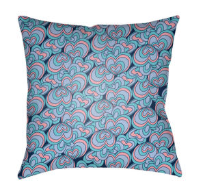 Surya Carolina Coastal Pillow Cc-002