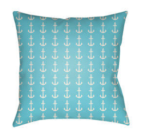 Surya Carolina Coastal Pillow Cc-009