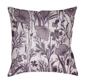 Surya Chinoiserie Floral Pillow Cf-030