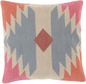 Surya Cotton Kilim Pillow Ck-006 Multi