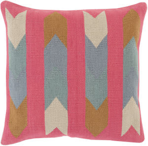 Surya Cotton Kilim Pillow Ck-009 Multi