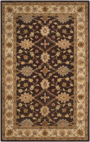 Surya Clifton CLF-1016 Dark Chocolate Area Rug