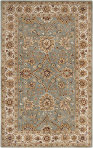 Surya Clifton CLF-1018 Slate Blue Area Rug