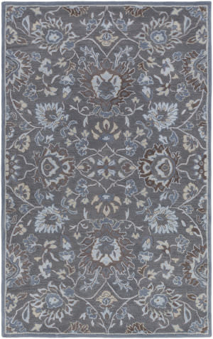 Surya Castello Cll-1011 Charcoal Area Rug