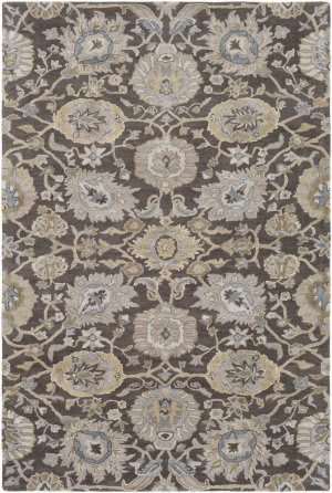 Surya Castello Cll-1029 Charcoal Area Rug