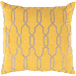 Surya Pillows COM-004 Yellow