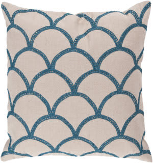 Surya Meadow Pillow Com-007