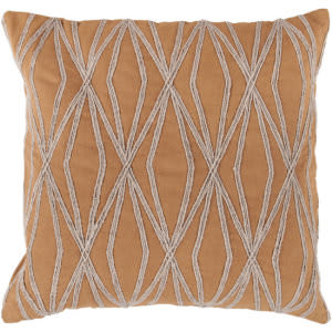 Surya Pillows COM-024 Burnt Orange