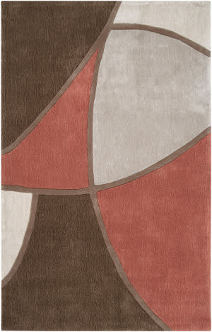 Surya Cosmopolitan Cos-8887 Coffee Bean Area Rug