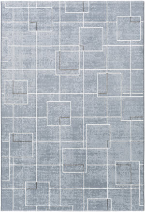 Surya Contempo Cpo-3723 Blue Area Rug