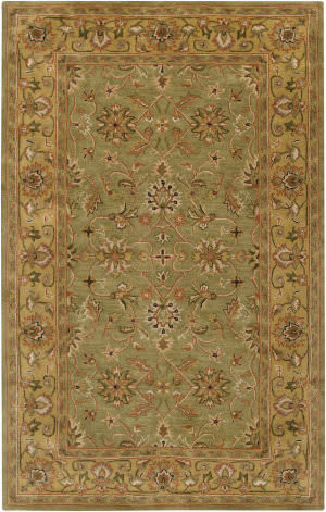 Custom Surya Crowne CRN-6001 Fern Area Rug