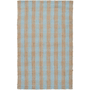 Surya Country Jutes CTJ-2022 Blue/tan Area Rug