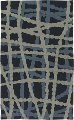 Surya Courtyard Cty-4008 Navy Area Rug