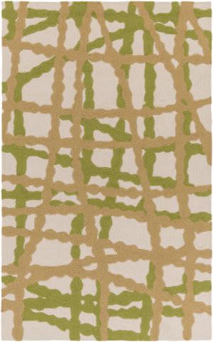 Surya Courtyard Cty-4017 Lime Area Rug