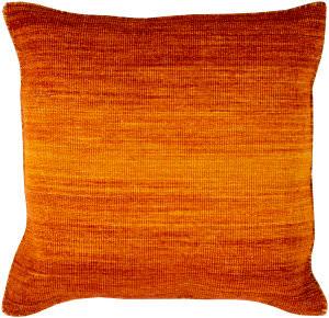 Surya Chaz Pillow Cz-001 Orange