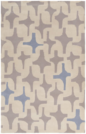 Surya Decorativa Dcr-4001 Gray Area Rug