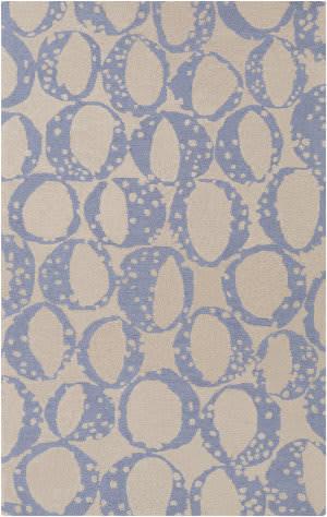 Surya Decorativa Dcr-4014 Blue Area Rug