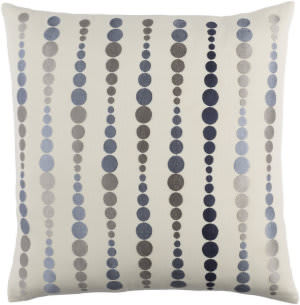Surya Dewdrop Pillow De-004
