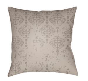 Surya Moody Damask Pillow Dk-011