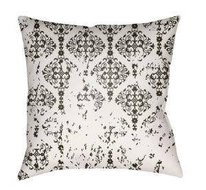 Surya Moody Damask Pillow Dk-012