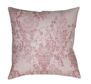 Surya Moody Damask Pillow Dk-017