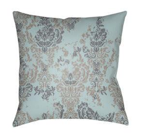 Surya Moody Damask Pillow Dk-020