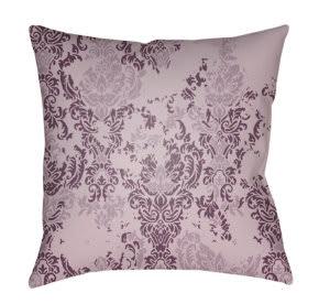 Surya Moody Damask Pillow Dk-024