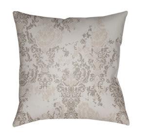 Surya Moody Damask Pillow Dk-026