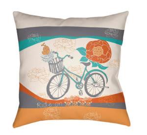 Surya Doodle Pillow Do-006