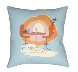 Surya Doodle Pillow Do-023