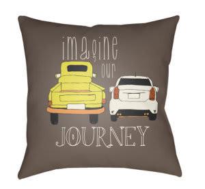 Surya Doodle Pillow Do-028