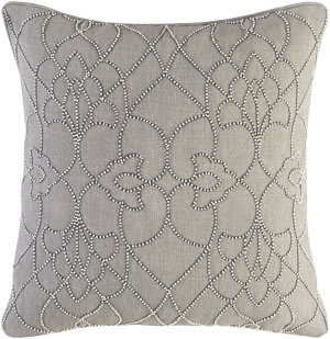 Surya Dotted Pirouette Pillow Dp-005