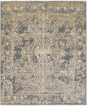 Surya Desiree Dsr-1001 Gray Area Rug