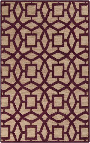 Surya Dream DST-1171 Cranberry Area Rug