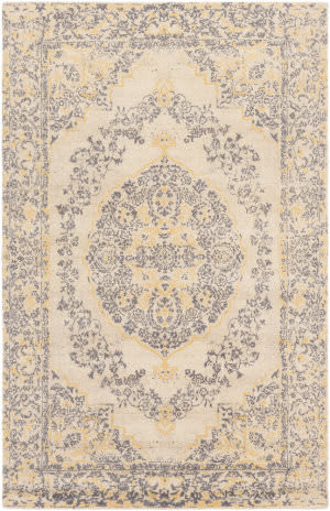 Surya Edith Edt-1004 Yellow Area Rug