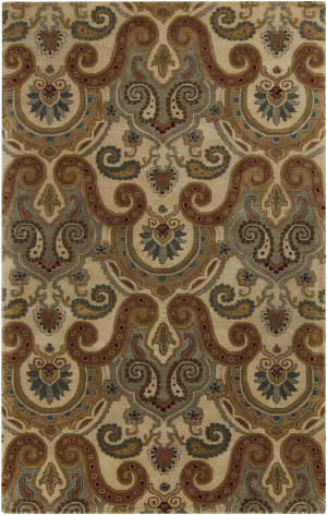 Surya Ellora ELO-4005 Putty Area Rug
