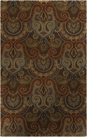Surya Ellora ELO-4008 Coffee Bean Area Rug