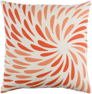 Surya Eye Of The Storm Pillow Es-001