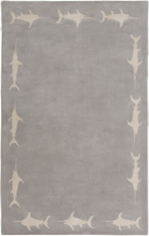 Surya Escape Esp-3120 Gray Area Rug
