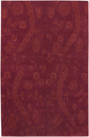 Surya Everest Eve-3102 Tones Red-Orange Area Rug