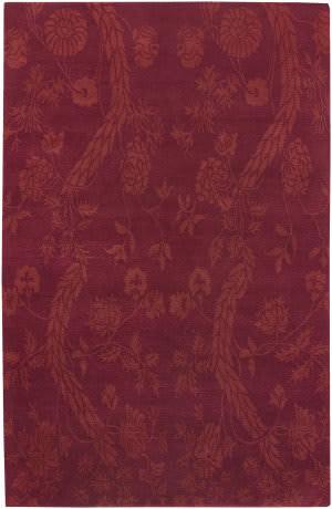 Surya Everest Eve-3102 Tones Red-Orange Area Rug