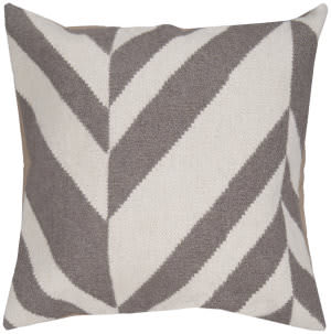 Surya Pillows FA-035 Gray