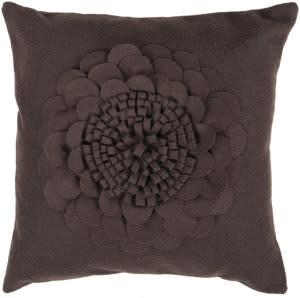 Surya Pillows FA-079 Black