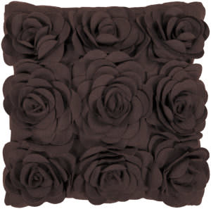 Surya Pillows FA-083 Black