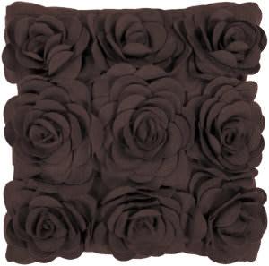 Surya Pillows FA-083 Black
