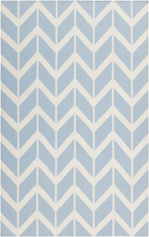 Surya Fallon Fal-1070 Winter Sky Blue Area Rug